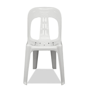 White Peacock Chairs - NY Party Hire