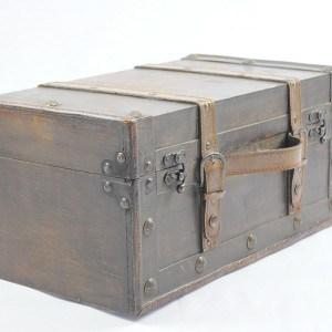 Rustic Suitcase - 2