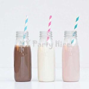 nypartyhire kids milk bottles