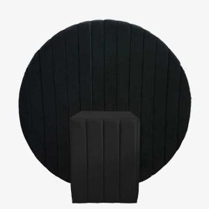 Velvet Black Cake Table, Velvet Backdrop, Backdrop Hire, Backdrop For hire, Cheap backdrop, cheap cake table